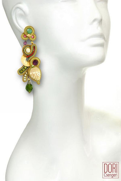 Elizabeth Statement Earrings