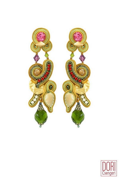 Elizabeth Elegant Earrings