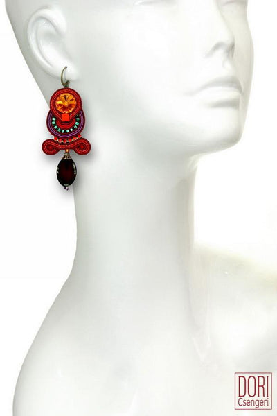 Enamour Dangling Earrings