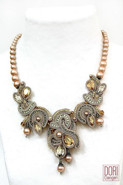Desiree Bridal Necklace
