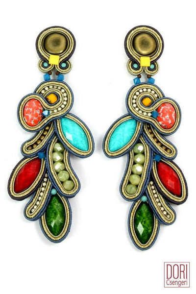 Aventure Cascade Earrings