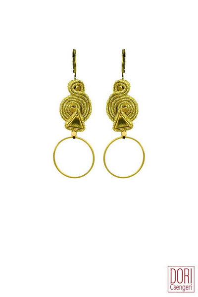 GoGo Trendy Earrings - Pair