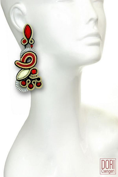 Hedone Statement Earrings