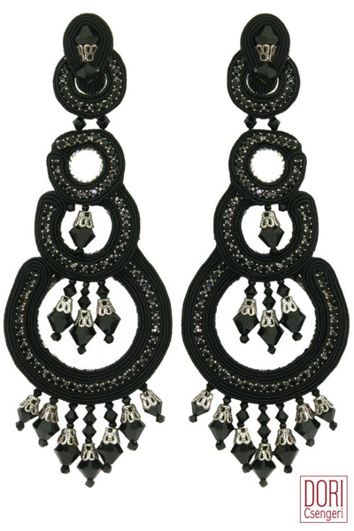 Incognito Show Stopping Earrings