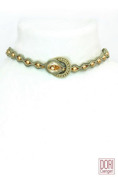 Intrigue Bridal Choker