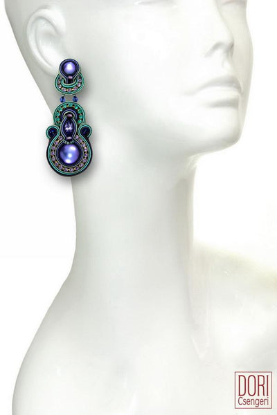 Louna Evening Earrings