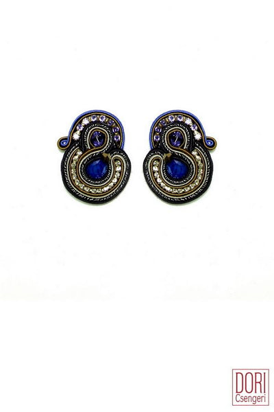 Luminari Clip On Earrings