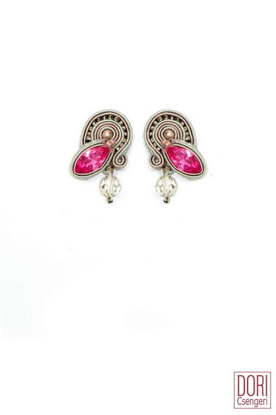 Obssesive  Clip On Earrings