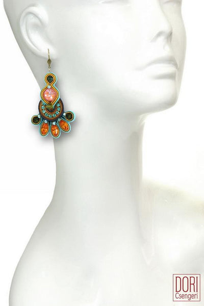 Petunia Elegant Earrings