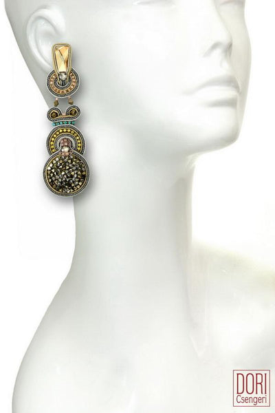 Paris Cocktail Earrings