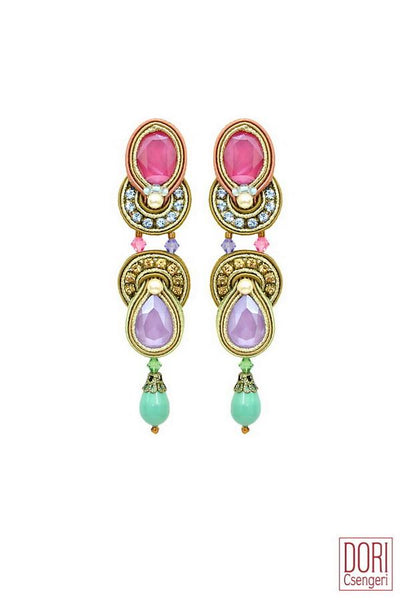 Romy Classic Earrings