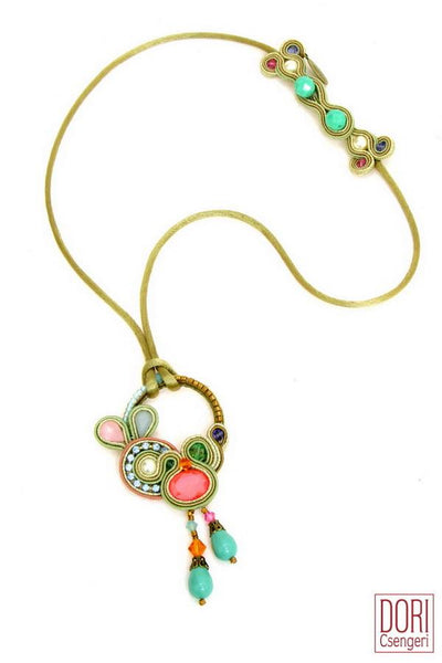 Romy Pastel Necklace
