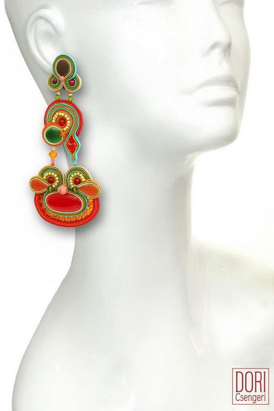 Summer Unique Earrings