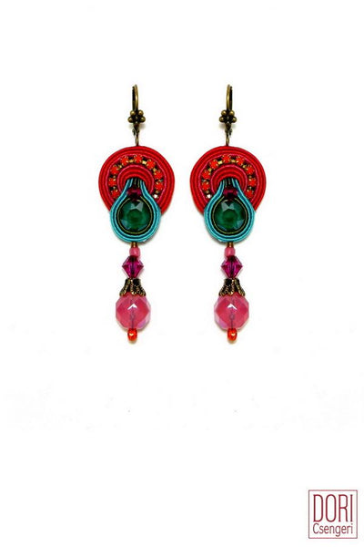 Toccata Dangle Earrings