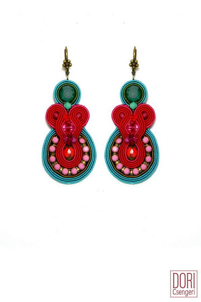 Toccata Boho Earrings