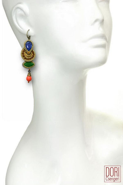 Theodora Dangle Earrings