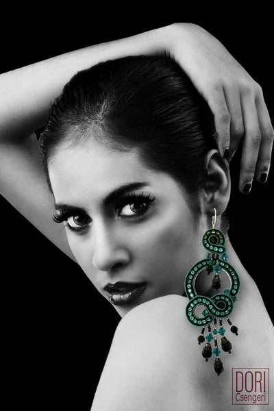 Tania B Luxe Earrings