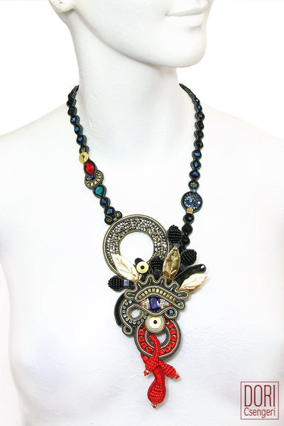 Venetian Dream Statement Necklace