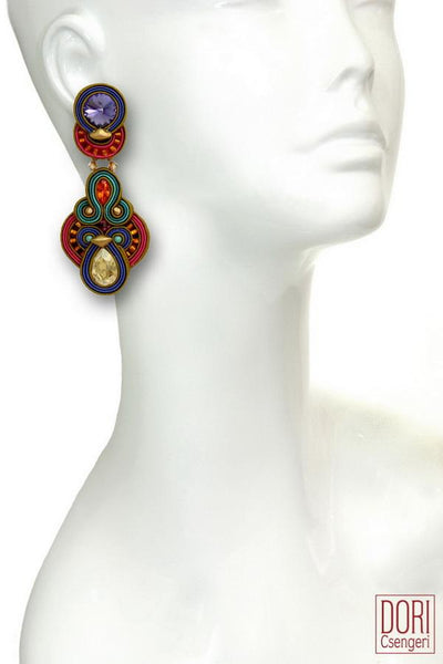 Valse Cocktail Earrings
