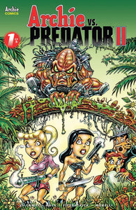 Archie vs. Predator II #1 Surprise Comics Exclusive cover by RAK limited to 250