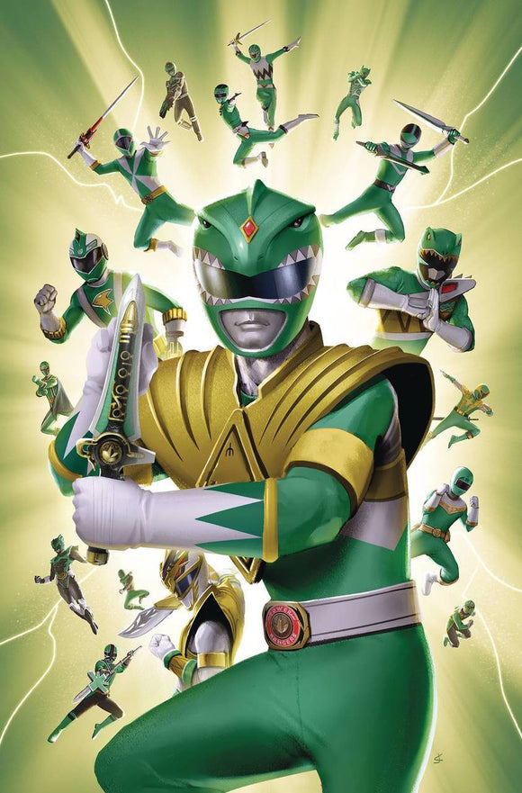 Mighty Morphin' Power Rangers #31 LaFuente 1:25 Variant