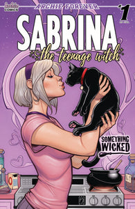 Sabrina the Teenage Witch: Something Wicked #1 Surprise Comics Exclusive Chad Hardin Cover