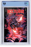 Nocterra #1 Surprise Comics Exclusive cover by Eric Henson Graded Options