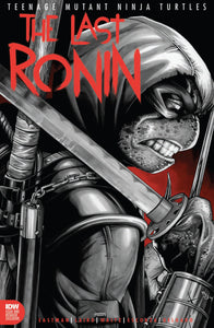 TMNT: the Last Ronin #1 Surprise Comics Exclusive by Eric Henson