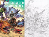 Undiscovered Country #1 Surprise Comics Exclusive cover by Eric Henson