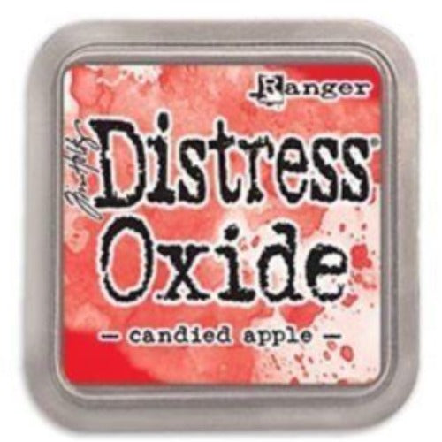 Distress Oxide Pad Tim Holtz Candied Apple - Papeloja