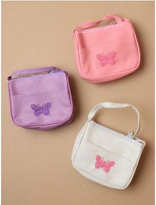 Butterfly Shoulder bag / Purse