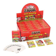 Farm Mini Playing Cards