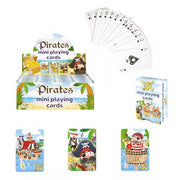 Pirate Mini Playing Cards