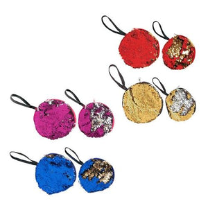 Magical Colour Change Sequin Zip Purse