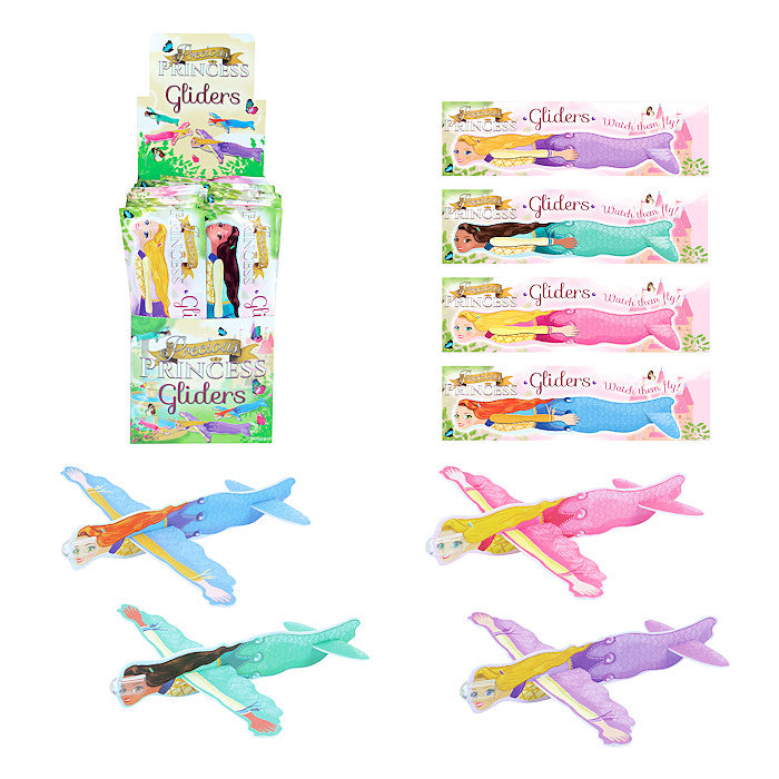 Princess Foam Gliders