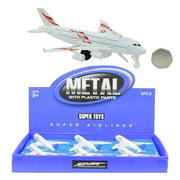 Die-cast Airliner Plane with Light & Sound (6)