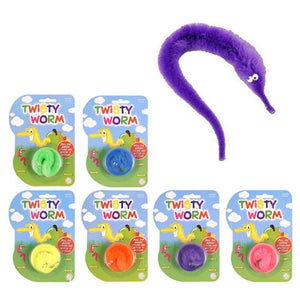 Magic Twisty Wiggly Worm