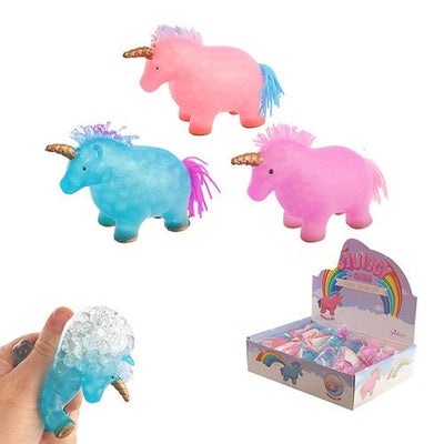 Squidgy Squeezable Unicorn Toy