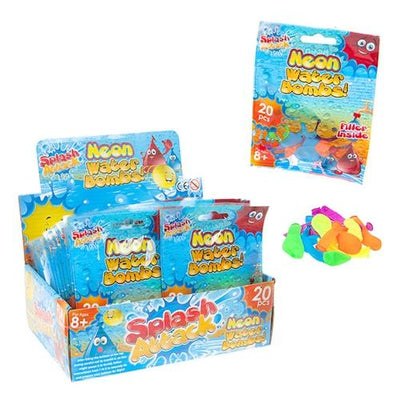 Splash Attack Water Bombs