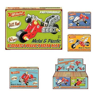Retro Construction Kit