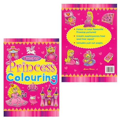 Bumper Princess Colouring Book (6)
