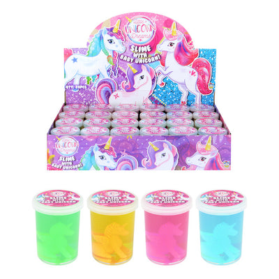 Little Unicorn Dreams Baby Unicorn Slime