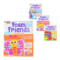 Make Your Own Foam Friend Craft Kits
