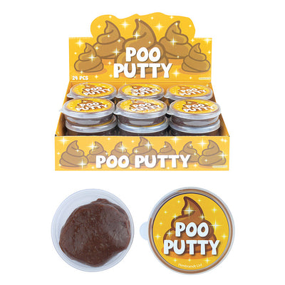 Poo Slime Putty