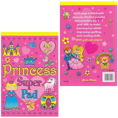 Princess Super Pad - Ages 4-7