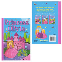 Princess Story Books