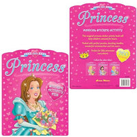 Princess Sticker Activity Fun Book (12)