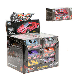Small Die-cast Boxed Cars