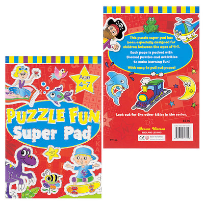 Puzzle Fun Super Pad