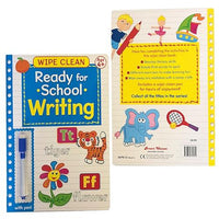 Ready for School Wipe Clean Learning Book